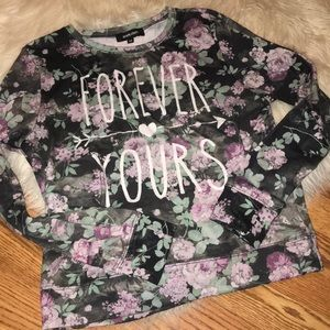 Forever Yours pullover
